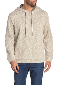 Onia Michael Textured Knit Hoodie