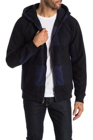 Threads 4 Thought Declan Printed Hooded Jacket