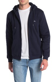 Quiksilver Circle of Grunge Faux Shearling Lined Z