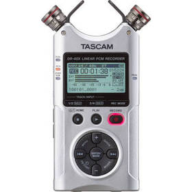 Tascam DR-40X 4-Channel / 4-Track Portable Audio R