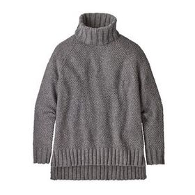 W's Off Country Turtleneck, Drifter Grey (DFTG)
