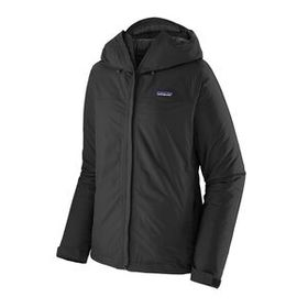 W's Insulated Torrentshell Jacket, Black (BLK)