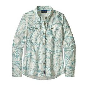 W's Long-Sleeved Sol Patrol Shirt, Rain Fern Wash: