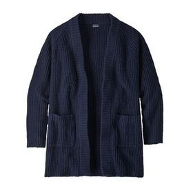 W's Off Country Cardigan, Navy Blue (NVYB)