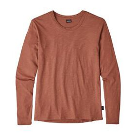 W's Long-Sleeved Mainstay Shirt, Century Pink (CEP