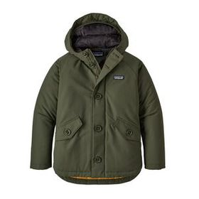 Boys' Insulated Isthmus Jacket, Alder Green (ARGR)