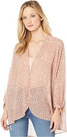 Vince Camuto Leopard Cocoon
