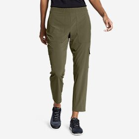 Women's Departure Cargo Ankle Pants