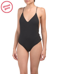 BOND-EYE Basic Beaches Up And Away One-piece Swims