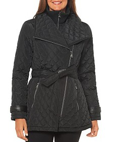 VINCE CAMUTO - Short Quilted Coat