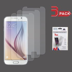 For Samsung Galaxy S6 Clear LCD Screen Protector F