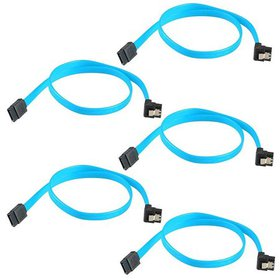 "Insten 5-Pack 18"" SATA 3.0 Cable SATA3 III 6GB/s R"