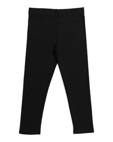 ISAAC MIZRAHI Girls Cozy Lined Leggings