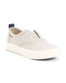 SPERRY Slip On Canvas Sneakers