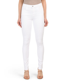 J BRAND Made In Usa Maria High Rise Skinny Jeans