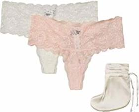Cosabella Santa Baby Never Say Never Comfie 2-Pack