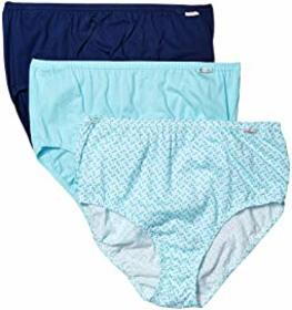 Jockey Plus Size Elance® French Cut 3-Pack