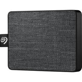 Seagate 500GB One Touch USB 3.0 External SSD (Blac
