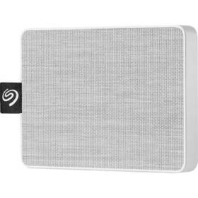 Seagate 500GB One Touch USB 3.0 External SSD (Whit