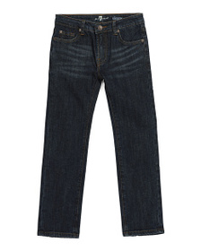 7 FOR ALL MANKIND Boys Slimmy Jeans
