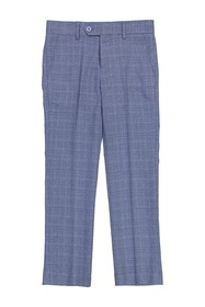 Isaac Mizrahi Tweed Check Pants (Little Boys & Big
