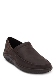 Cole Haan Moto Grand Traveler Leather Loafer