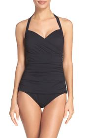 Tommy Bahama Island Solid One-Piece