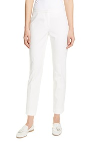 Theory Classic Stretch Cotton Skinny Pants