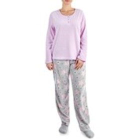 XOXO Juniors Micro Fleece Sleepwear Set
