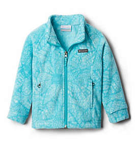 Columbia Girls' Toddler Benton Springs™ II Printed