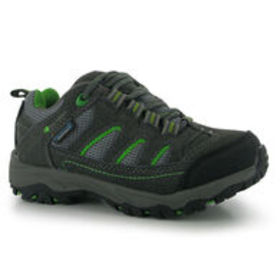 KARRIMOR Kids' Mount Low Waterproof Hiking Shoes