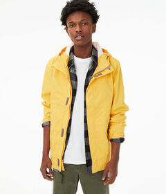 Aeropostale Hooded Windbreaker