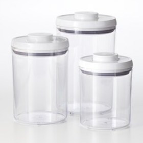 OXO Good Grips 3-pc. POP Kitchen Canister Set