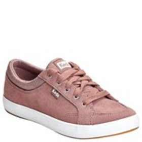 KEDS Keds Center Suede Mix Womens Lace-Up Sneakers
