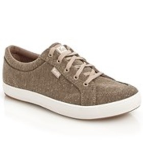 KEDS Keds Center Speckled Womens Canvas Sneakers