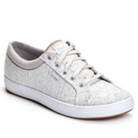 KEDS Keds Center Stripe Womens Apron Toe Sneakers