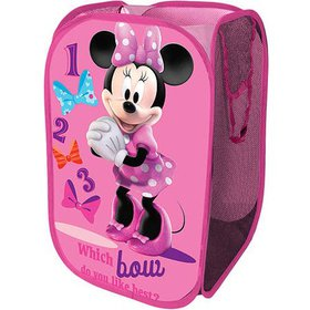 Disney Minnie Mouse Collapsible Storage Square Pop