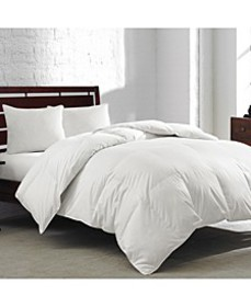 White Goose Feather & Down 240-Thread Count Comfor