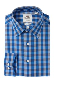 Ben Sherman Oxford Checkered Tailored Slim Fit Dre