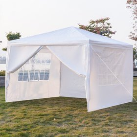 Ktaxon 10'x10' Outdoor Gazebo Canopy Wedding Party