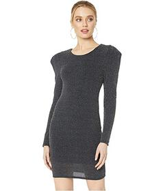 BCBGeneration Cocktail Puff Sleeve Bodycon Knit Dr