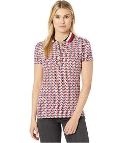 Tommy Hilfiger Short Sleeve Cubist Polo