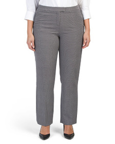 JONES NEW YORK SIGNATURE Plus Sydney Trousers