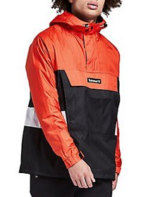 Timberland DryVent Archive Hooded Jacket SPICY ORA