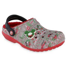 Disney Mickey and Minnie Mouse Holiday Clogs for A