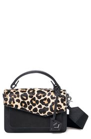 Botkier Cobble Hill Genuine Calf Hair & Leather Cr