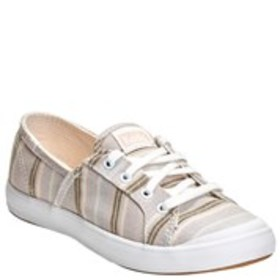 KEDS Keds Sandy Womens Striped Canvas Sneakers