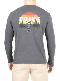 Mountain and Isles Men's Take a Hike Graphic T-Shi