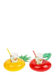 Sunnylife Inflated Pina Colada Drink Holder Float