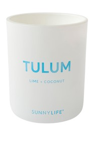 Sunnylife Scented Small Tulum Candle